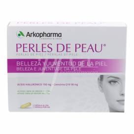 PERLES DE PEAU HYALURONIC ACID 30 CAPSULES