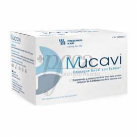 MUCAVI MOUTHWASH 30 AMPOULES