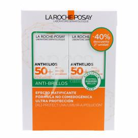 ANTHELIOS DUPLO ANTI-BRILLOS SPF50+ PROMO