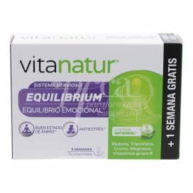 VITANATUR EQUILIBRIUM 60+15 COMP PROMO