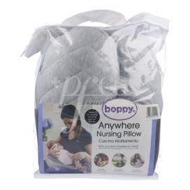CHICCO BOPPY BABY BREASTFEEDING CUSHION COLOUR GREY