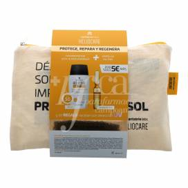 HELIOCARE 360 MINERAL FLUID 50 ML + ENDOCARE RADIANCE C OIL-FREE 10 AMPULLEN 2 ML + BEAUTY TASCHE PROMO