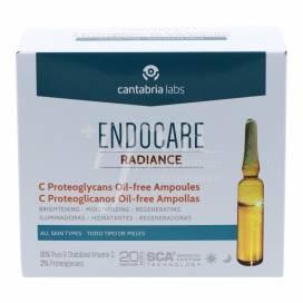 ENDOCARE C PROTEOGLICANOS OIL FREE 30 AMPOULES