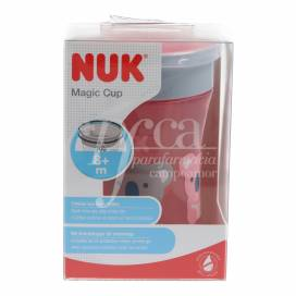 NUK MAGIC CUP TRAINING CUP +8M 230 ML