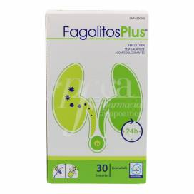 FAGOLITOS PLUS 30 SAQUETAS