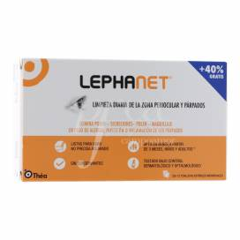 LEPHANET 30+12 STERIL TÜCHER PROMO