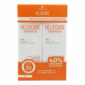 HELIOCARE GEL SPF50 2X200 ML PROMO