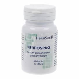 FERFOSPAG 60 CÁPSULAS HELIOSAR