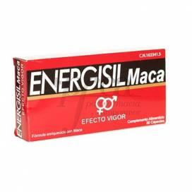 ENERGISIL MACA MACHT EFFEKT 30 KAPSELN