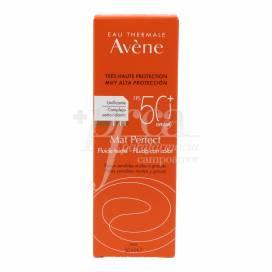 AVENE MAT PERFECT FLUIDO CON COLOR SPF50+ 1 50 ML