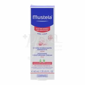 MUSTELA HYDRA FACIAL CONFORT CREMA 40 ML