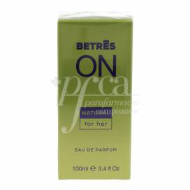 PERFUME NATURAL FOR HER BETRES 100ML