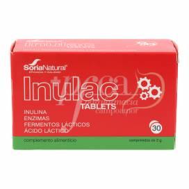 INULAC 30 TABLETTEN SORIA NATURAL