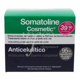 SOMATOLINE COSMETIC ANTI-CELULÍTICO ARGILA CORPORAL 500 G