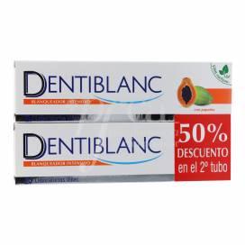 DENTIBLANC PASTA DENTAL BLANQUEADORA 2X100 ML PROMO