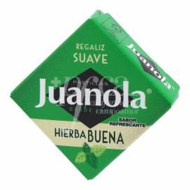 PASTILHAS JUANOLA HORTELÃ 5.4 G