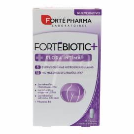 FORTEBIOTIC+ INTIMATE FLORA 15 CAPSULES