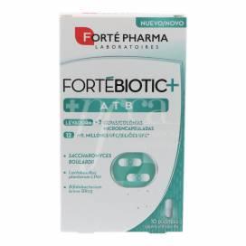 FORTEBIOTIC+ ATB 10 CAPSULES