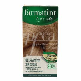 FARMATINT 8D HELLBLOND GOLD 135 ML
