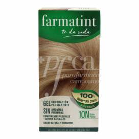 FARMATINT 10N LOURO PLATINA 135 ML