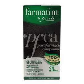 FARMATINT 2N BRUNETT 135 ML