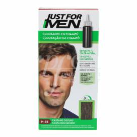JUST FOR MEN CASTANHO ESCURO