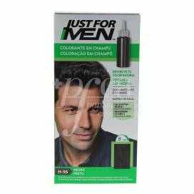 JUST FOR MEN PRETO