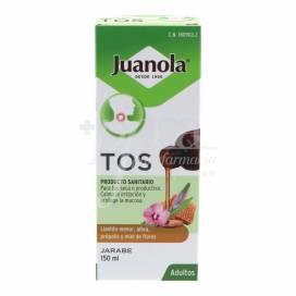 JUANOLA TOSSE ADULTOS XAROPE 150 ML