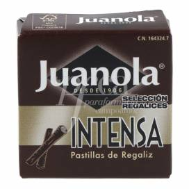 JUANOLA INTENSIVE TABLETTEN 5.4 G