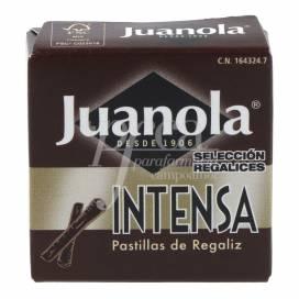 JUANOLA SABOR INTENSO ALCAÇUZ 5.4 G