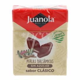 JUANOLA PÉROLAS BALSÂMICAS SABOR CLÁSSICO 25G