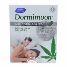 DORMIMOON CANNABIS 30 TABLETS
