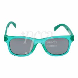 CHICCO GREEN TRANSPARENT SUNGLASSES +24 MONTHS
