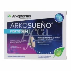 ARKORELAX SUEÑO FORTE 8H 30 COMPS