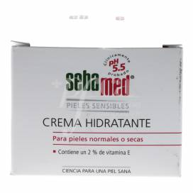 SEBAMED CREME HIDRATANTE 75 ML