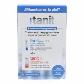 TANIT PLUS 15 ML + CREME SOLAR HIDRATANTE 50 ML PROMO
