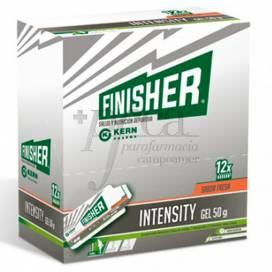 FINISHER INTENSITY GEL 12 SOBRES 50 G