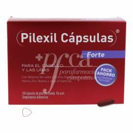PILEXIL ANTICAIDA FORTE 150 CAPS