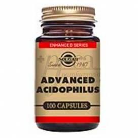 ACIDOFILUS AVANZADO 100 CAPS SOLGAR
