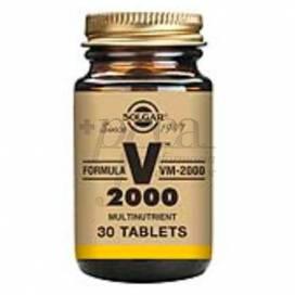 FORMULA VM 2000 30 TABLETTEN SOLGAR
