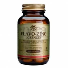 FLAVO-ZINC 50 COMP SOLGAR