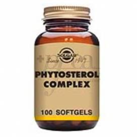 FITOSTEROL COMPLEX 100 CAPS SOLGAR