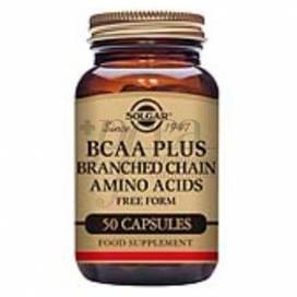 BCAA PLUS 50 CAPS SOLGAR