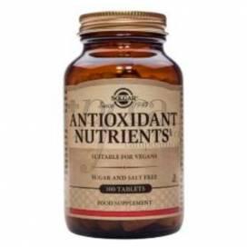 NUTRIENTES ANTIOXIDANTES 50 COMP SOLGAR