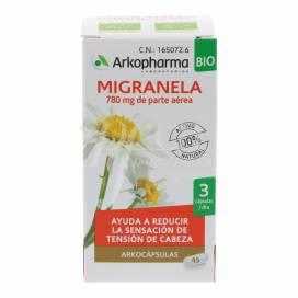 ARKOCAPSULAS MIGRANELA 45 CAPSULES
