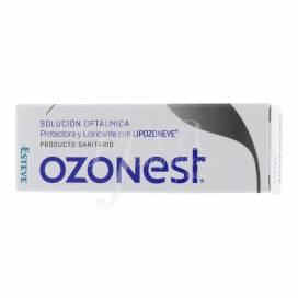 OZONEST SOLUÇÃO OFTÁLMICA 8 ML