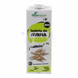 OATS WITH CALCIUM DRINK SORIA NATURAL R.90012