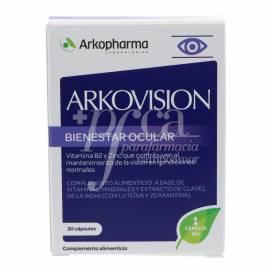 ARKOVISION VITAMINS 30 CAPSULES