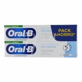 ORAL B GUMS&ENAMEL PRO REPAIR 2X100 ML PROMO