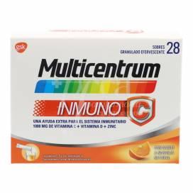MULTICENTRUM INMUNO-C 28 SAQUETAS 7,1 G